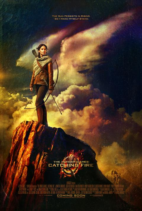 The Hunger Games: Catching Fire / Hunger Games 2