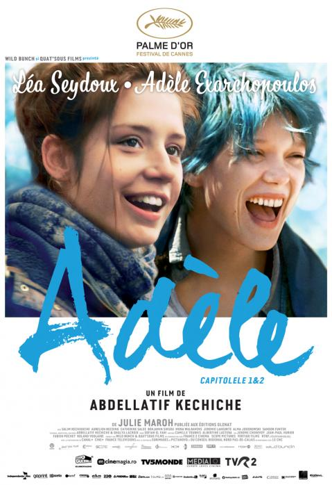 Blue Is the Warmest Colour / La vie d'Adele