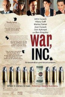 War, Inc. / Brand Hauser: Stuff Happens
