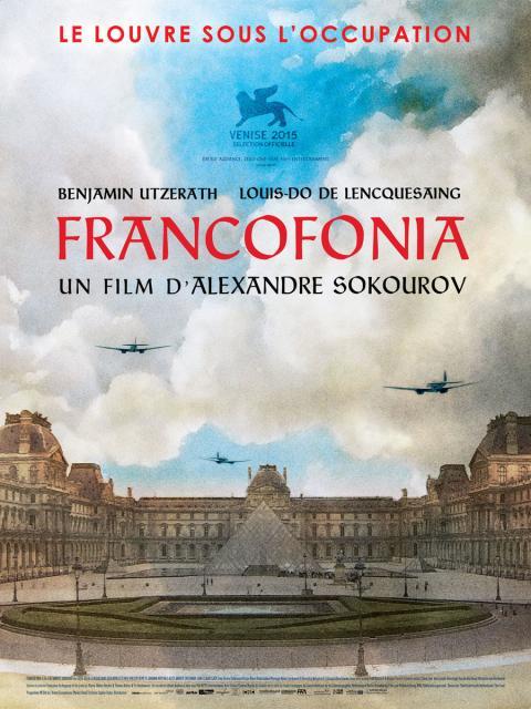 Francofonia / Le Louvre sous l'Occupation