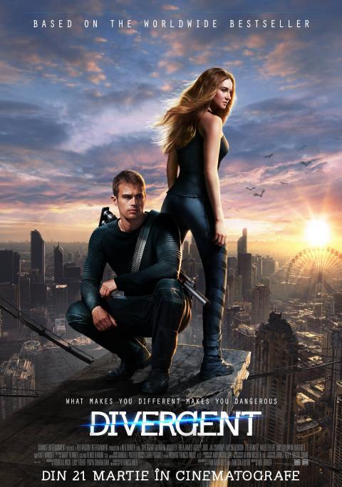 Divergent / A beavatott
