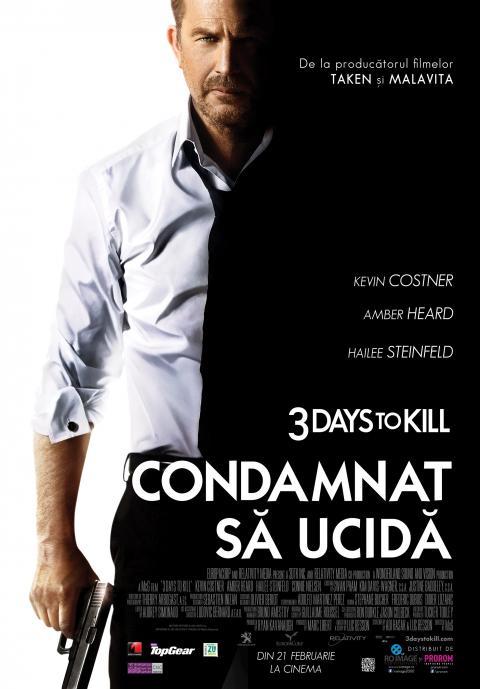 3 Days to Kill / Three Days to Kill