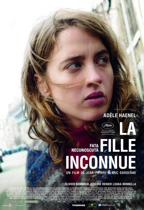 The Unknown Girl / La fille inconnue