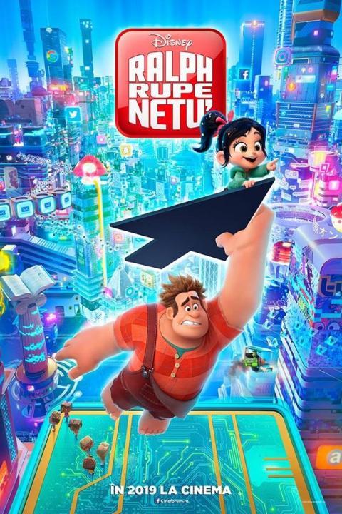 Ralph Breaks the Internet 3D