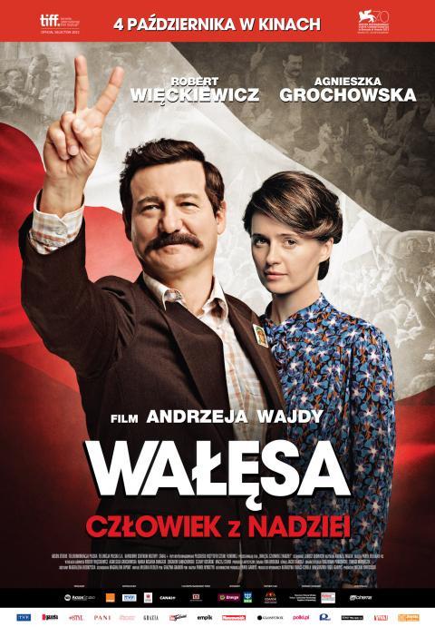 Walesa: Man of Hope / Walesa. Czlowiek z nadziei