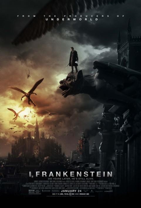 I, Frankenstein / As Frankensteinas
