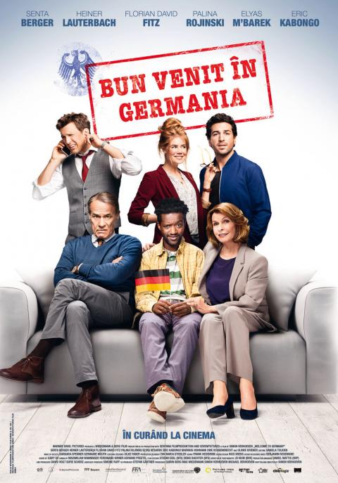 Welcome to Germany / Willkommen bei den Hartmanns