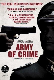 L' armee du crime