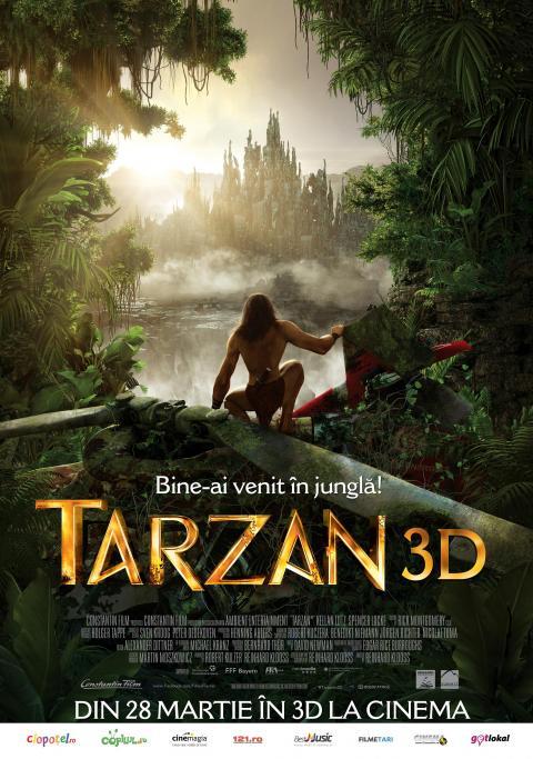 Tarzan - în 3D