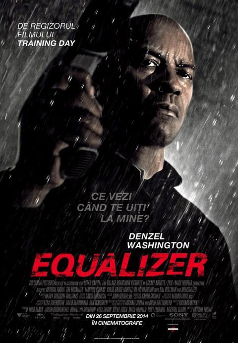 The Equalizer / O Protetor