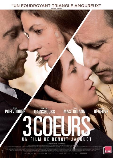 Three Hearts / 3 coeurs