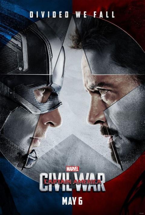 Captain America: Civil War / Captain America 3 3D