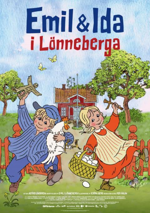Emil and Ida i Lönneberga