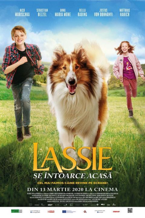 Lassie Come Home / Lassie - Eine abenteuerliche Reise