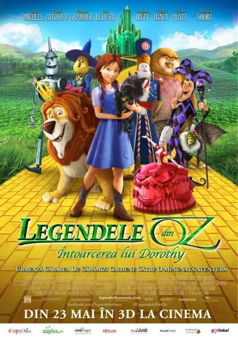 Legends of Oz: Dorothy's Return