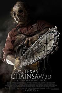 Texas Chainsaw / The Texas Chainsaw Massacre 7 3D