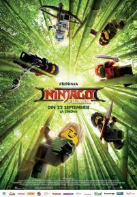 LEGO NINJAGO FILMUL