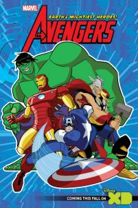 Marvel The Avengers: Earth's Mightiest Heroes
