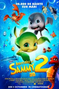 Sammy's Adventures 2 3D