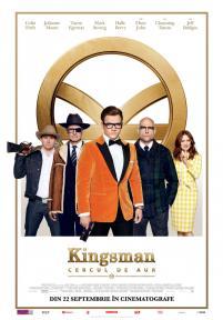 Kingsman: The Golden Circle 3D