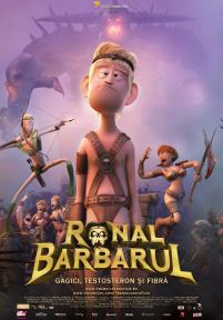 Ronal the Barbarian 3D