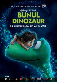 The Good Dinosaur / The Untitled Pixar Movie About Dinosaurs în 3D