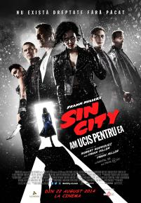 Sin City: A Dame to Kill For / Sin City 2