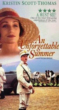 An Unforgettable Summer / Un été inoubliable