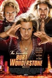 The Incredible Burt Wonderstone / Burt Dickenson, Most Powerful Magician on the Planet Earth