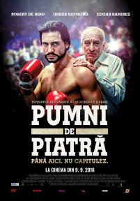 Hands of Stone / Manos de Piedra