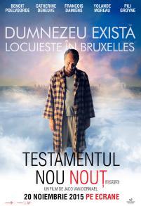 The Brand New Testament / Le tout nouveau testament