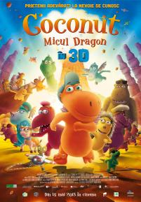 Coconut The Little Dragon / Der kleine Drache Kokosnuss 3D
