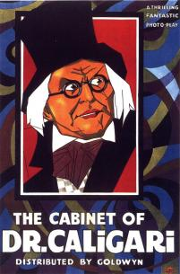 The Cabinet of Dr. Caligari / Das Cabinet des Dr. Caligari