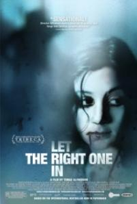 Let the right one in / Lat den ratte komma in