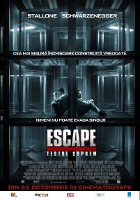 Escape Plan / The Tomb