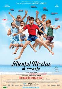 Nicholas on Holiday / Les vacances du petit Nicolas