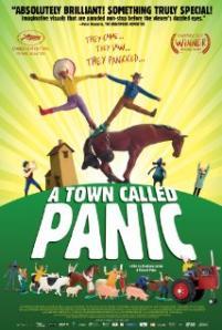Panique au village / A Town Called Panic