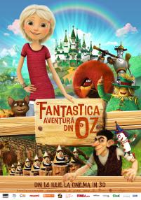 Fantastic Journey to Oz 3D