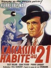 The Murderer Lives at Number 21 / L' assassin habite... au 21