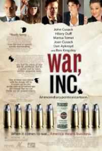 War, Inc. / Brand Hauser: Stuff Happens