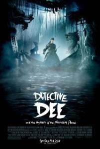Detective Dee and the Mystery of the Phantom Flame / Di Renjie