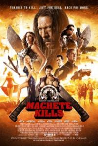 Machete Kills / Machete Mata
