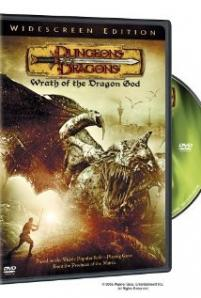 Dungeons and Dragons 2: The Elemental Might / Dungeons and Dragons: Wrath of the Dragon God