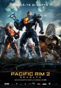 Pacific Rim: Uprising 3D