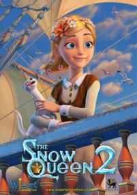 The Snow Queen 2 / Snezhnaya koroleva 2. Snezhnyy korol