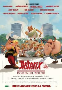 Asterix: The Land of the Gods / Astérix: Le domaine des dieux