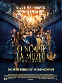 Night at the Museum: Secret of the Tomb / Night at the Museum 3