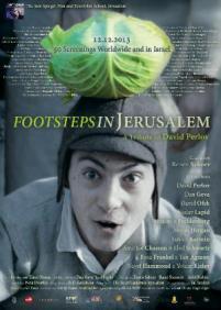 Footsteps in Jerusalem