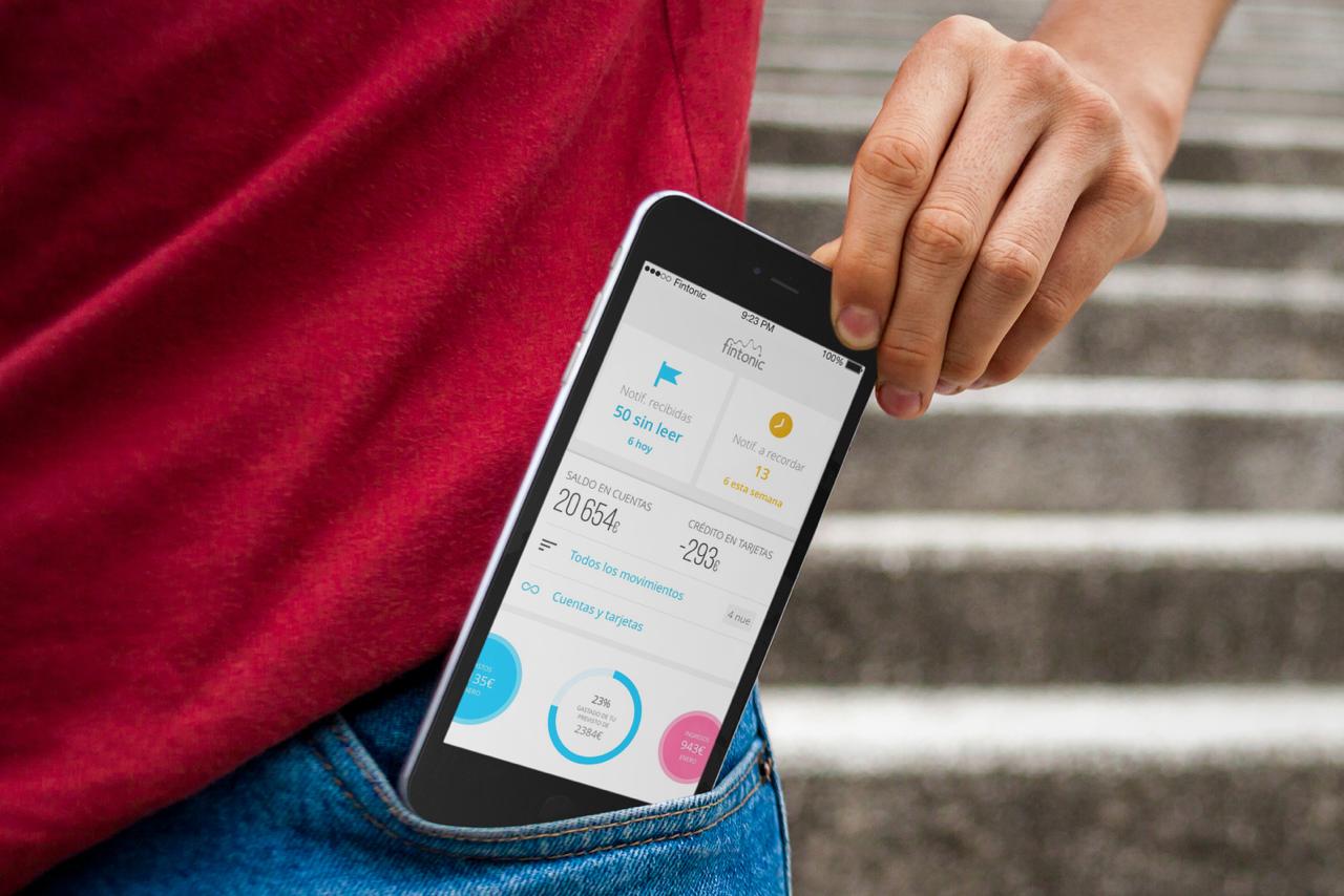 ¿Quieres llevarte un iPhone 6s por la patilla? Dale caña a la app de Fintonic