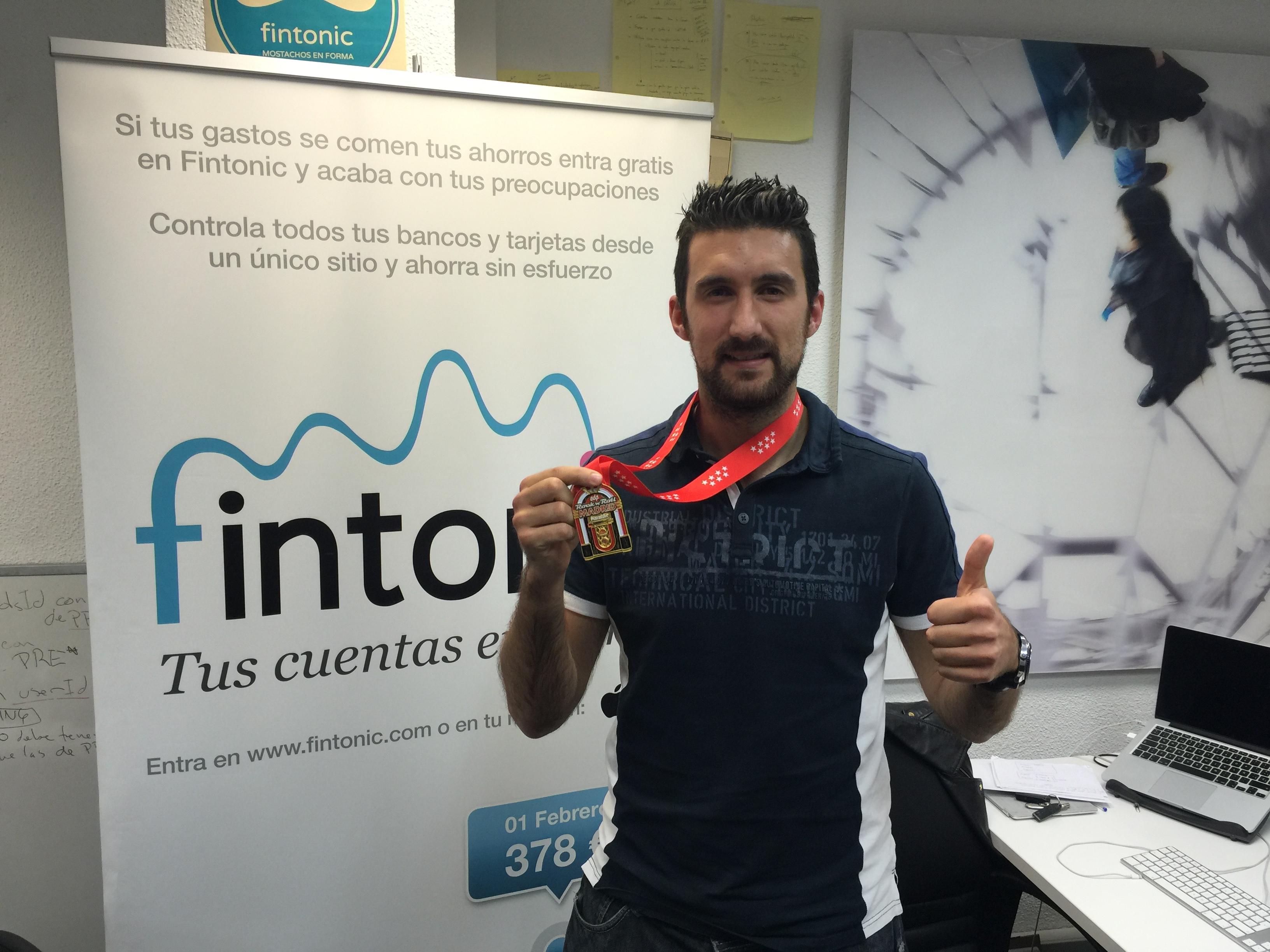 """Entrevista al """"maratón man"""" de Fintonic"""